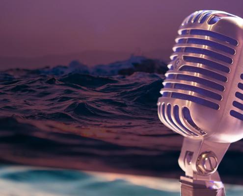 Podcast über das Meer als »große blaue Apotheke«